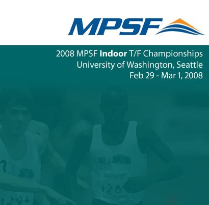 2008 Mountain Pacific Sports Federation (MPSF) Championship