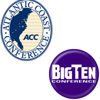 ACC vs Big Ten