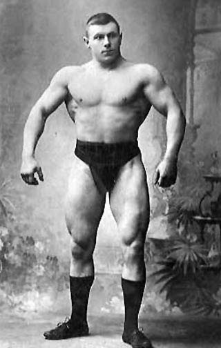 Wrestling Strength
