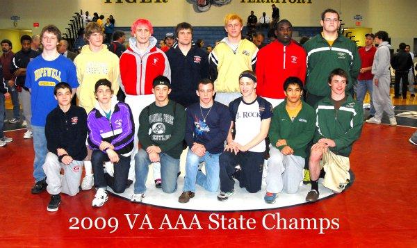 2009 Virginia AAA State Championships