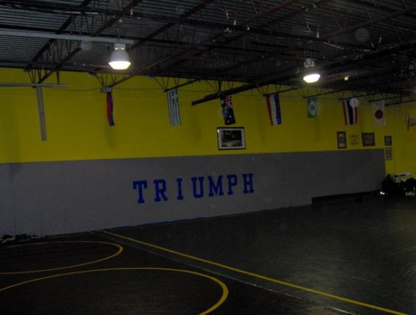 Triumph Wrestling Club Clinic