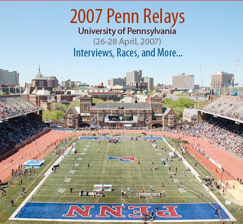 2007 Penn Relays Day 1