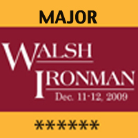 2009 Walsh Ironman Tournament