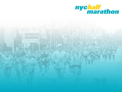 2010 NYC Half Marathon Finishes