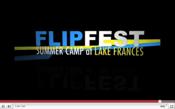 Flip Fest Camp