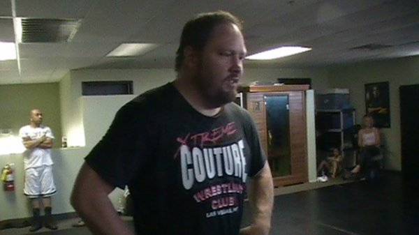 Wrestling Practice @ Xtreme Couture (GOhioCasts)