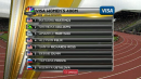 Women's 400 2011 Prefontaine Classic (Montsho over Allyson Felix)