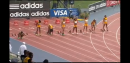 adidas Dream 100 Girls Race Video - Octavious Freeman wins 11.78