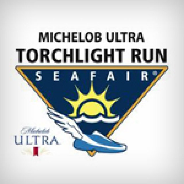 Brooks Seafair Torchlight Run