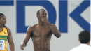 Usain Bolt DQed after false start in 100m Final Daegu 2011