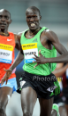 Nixon Chepseba wins men's 1500m -  2011 Diamond League Zurich