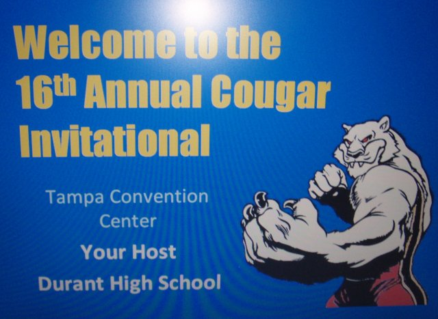 Cougar Invitational