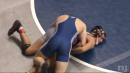 Russell Parsons of Blair defeats Frank Colom of St. Peters Prep, Beast of the East Round 3