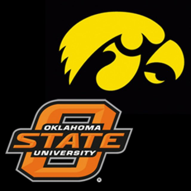 Iowa vs Oklahoma State