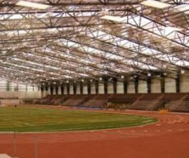 Indoor Track and Field Season 2012