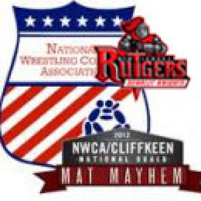NWCA Nationals Duals Rutgers Regional