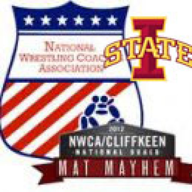 NWCA Nationals Duals Iowa State Regional