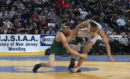 126 lbs finals Anthony Ashnault South Plainfield vs. Gary Dinmore Hunterdon Central