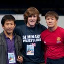 Guru After Journeymen Duals and On Olympic Team