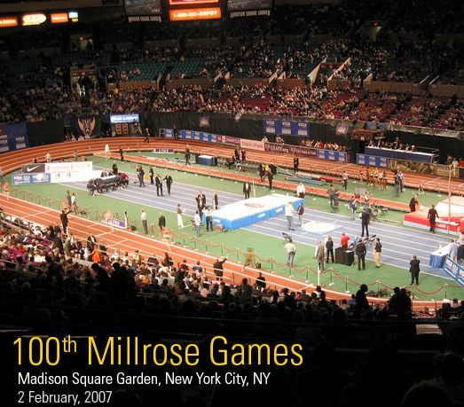 100th Millrose Games