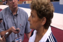 Martha Karolyi on the Memmel decision and other tough calls in the Olympic selection process.