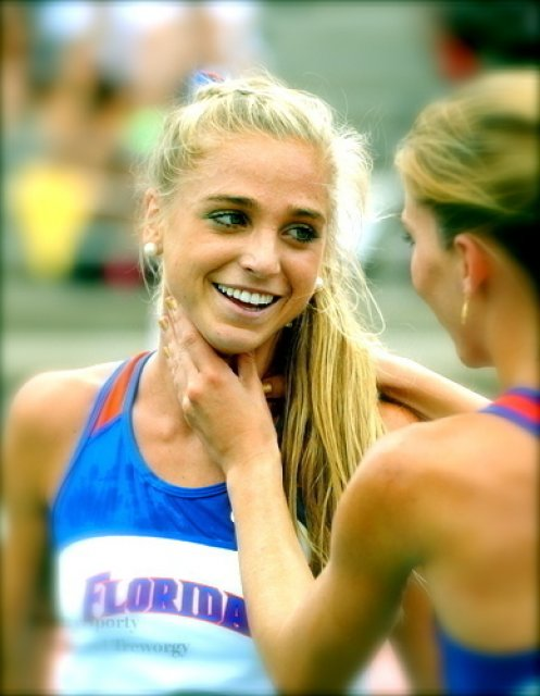 Genevieve LaCaze | FloTrack Alex Morgan Olympics