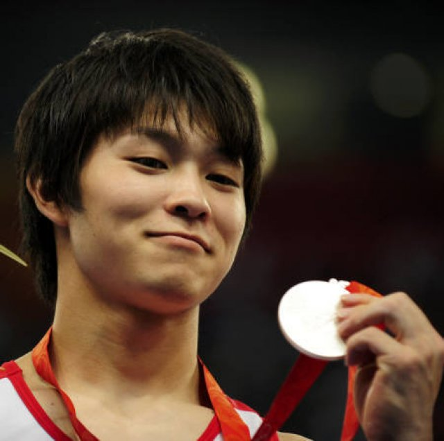 Kohei Uchimura earned a  million dollar salary - leaving the net worth at 0.2 million in 2018