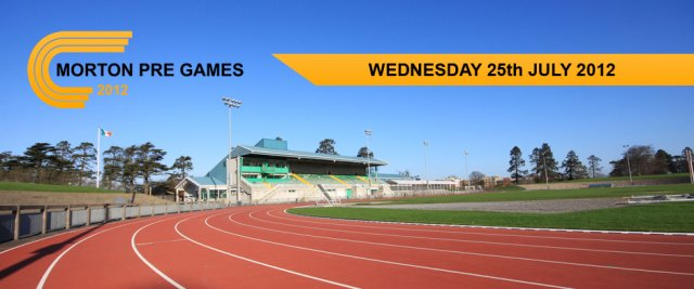 2012 Morton Pre Games - International Athletics Meeting