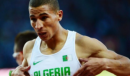 Olympic 1500m Champ Makhloufi out of Diamond League
