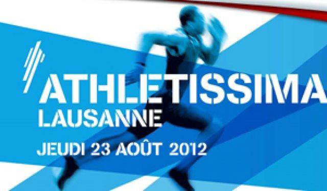 2012 Lausanne Diamond League: Athletissima