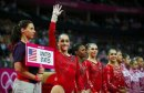 Slideshow: The Fierce Five's Golden Moment