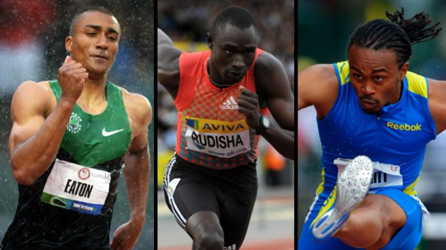 Cast your vote: Who is men's T&F athlete of the year?