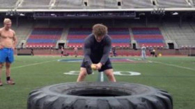 2012 Pre Season Workout Videos