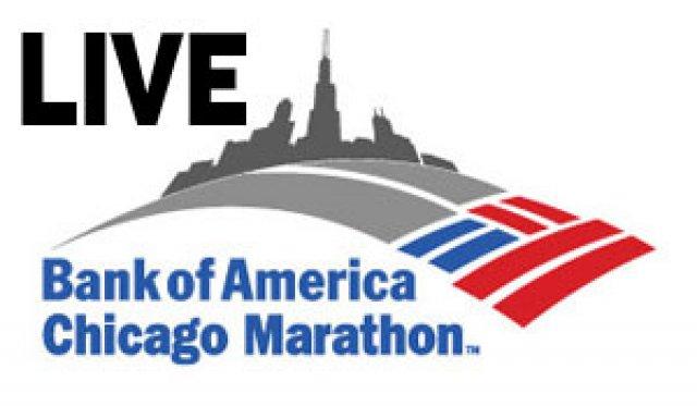 LIVE: 2012 Chicago Marathon Live Stream Internet Link Info