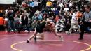 132 lbs semi-finals Micah Jordan St Paris Graham vs. Dean Heil St Eds