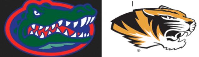 #3 Florida vs. Missouri