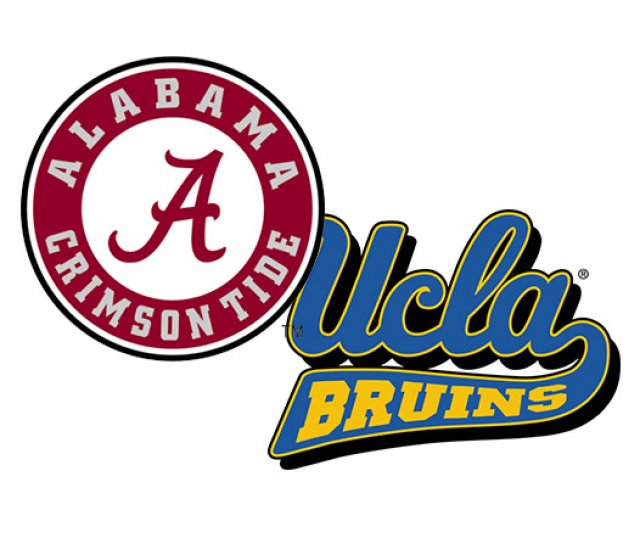 #4 Alabama vs #6 UCLA 2013