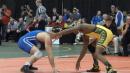 145 lbs semi-finals Edgar Bright St Eds vs. Jake Ryan Powell Olen Liberty