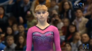 Anastasia Grishina Floor Exercise Final Euros 2013