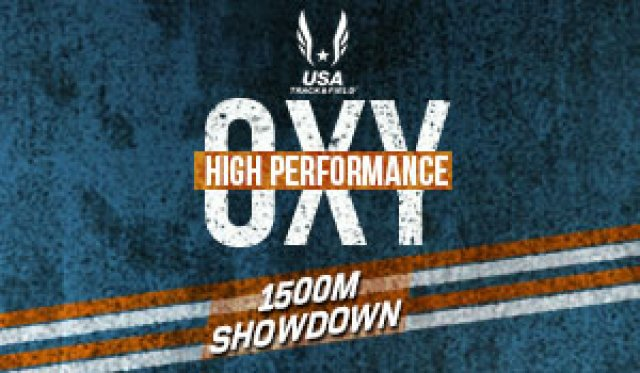 USATF Oxy High Performance Meet 2013