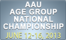 AAU Age Group Nationals Ladies Division - 2013