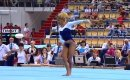 Danusia Francis (GBR/UCLA) FX EF - 2013 World University Games