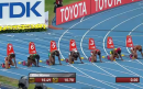 Fraser-Pryce Wins by daylight, becomes World Champion