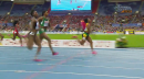 Fraser-Pryce claims 200m, Felix goes down