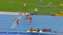 Rollins defeats Pearson to become 100mH World Champion