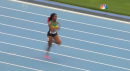 Jamaican women win 2013 4x100m Champs, USA bronze