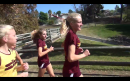 Sarah Baxter & Simi Valley with the cool down interview after the big win at Mt. SAC
