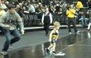 Gable's grandsons scrap before Iowa vs Oklahoma State