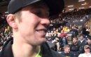 Matt McDonough and Royce Alger pre Iowa vs Ok State