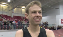 Galen Rupp after breaking American indoor 5k record and wants more!